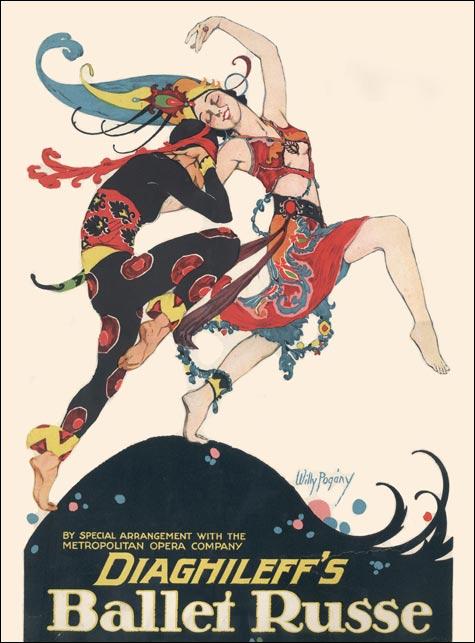 Serge Diaghilev BALLETS RUSSE