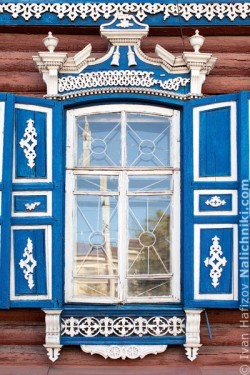 Ρωσικό παράθυρο στο Όμσκ