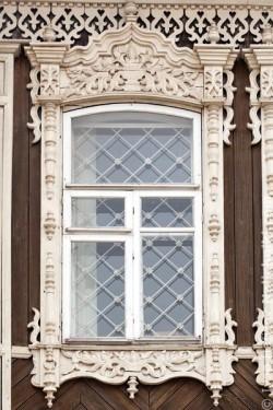 ωσικό παράθυρο στο Νοβοσιμπίρσκ