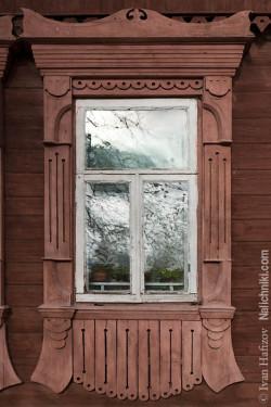 Ρωσικό σκαλιστό παράθυρο στο Ιβάνοβο. Πηγή Ivan Hafizov Nalichniki.com