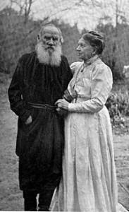 Σοφία και Λέων Τολστόι
